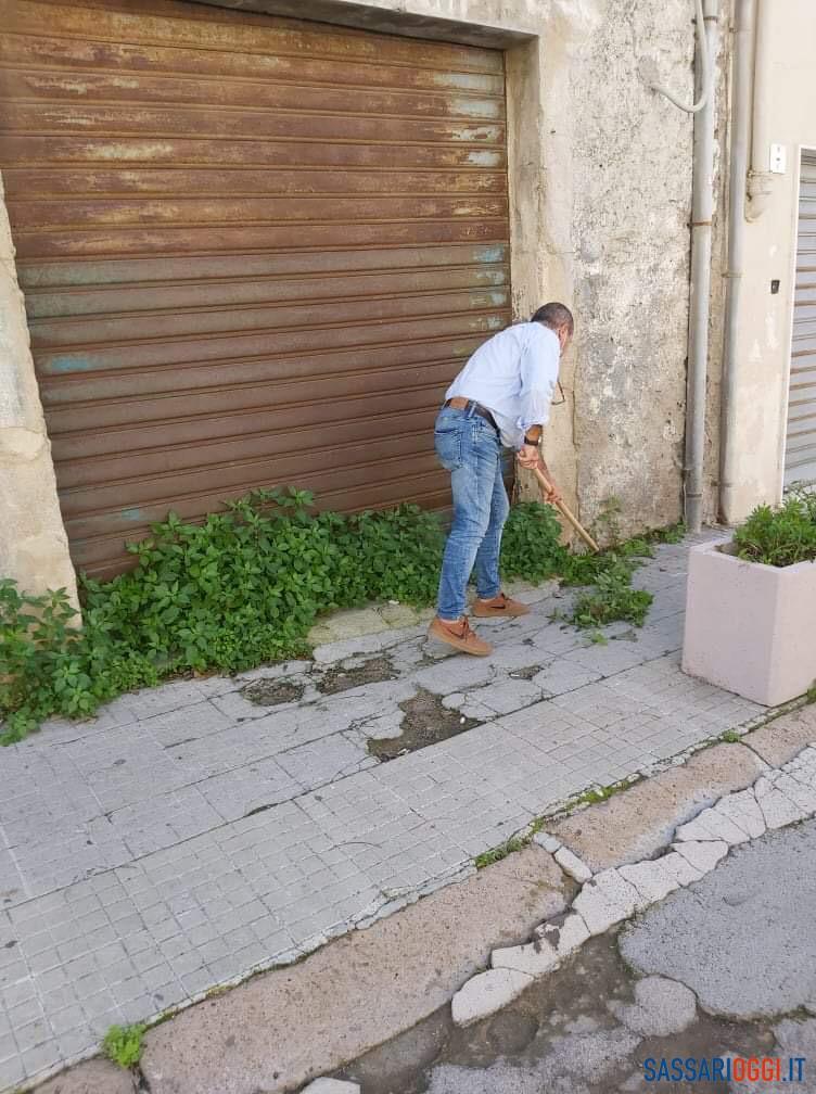 Dalle manutenzioni alle pulizie, cittadini attivi per migliorare Alghero