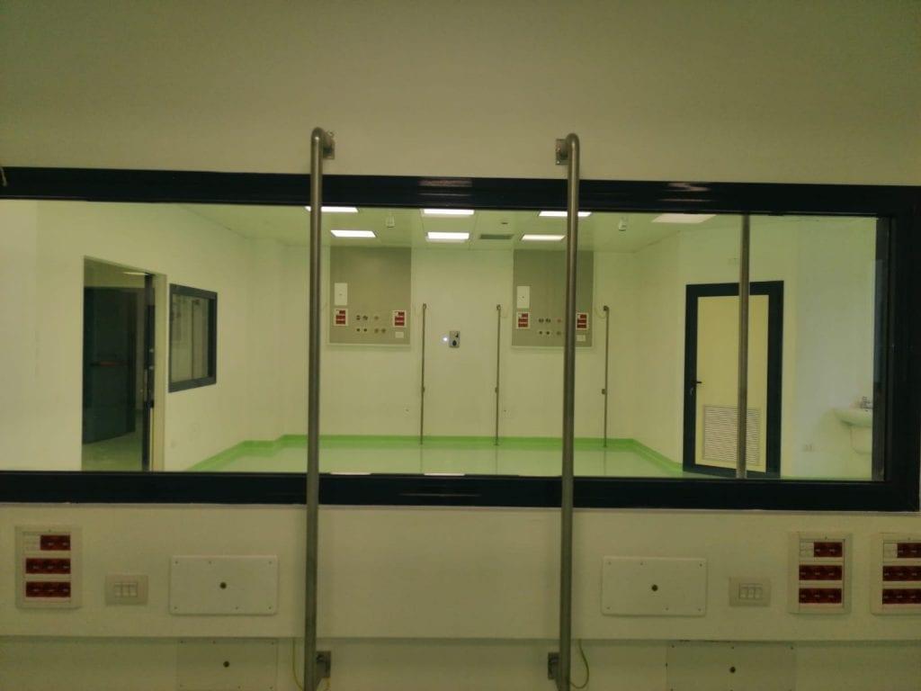 Terminati i lavori per la nuova terapia intensiva di Sassari: ospiterà fino a 30 posti letto