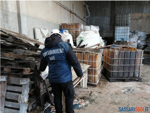 Inquinamento ambientale a Porto Torres, scatta il sequestro dello stabilimento