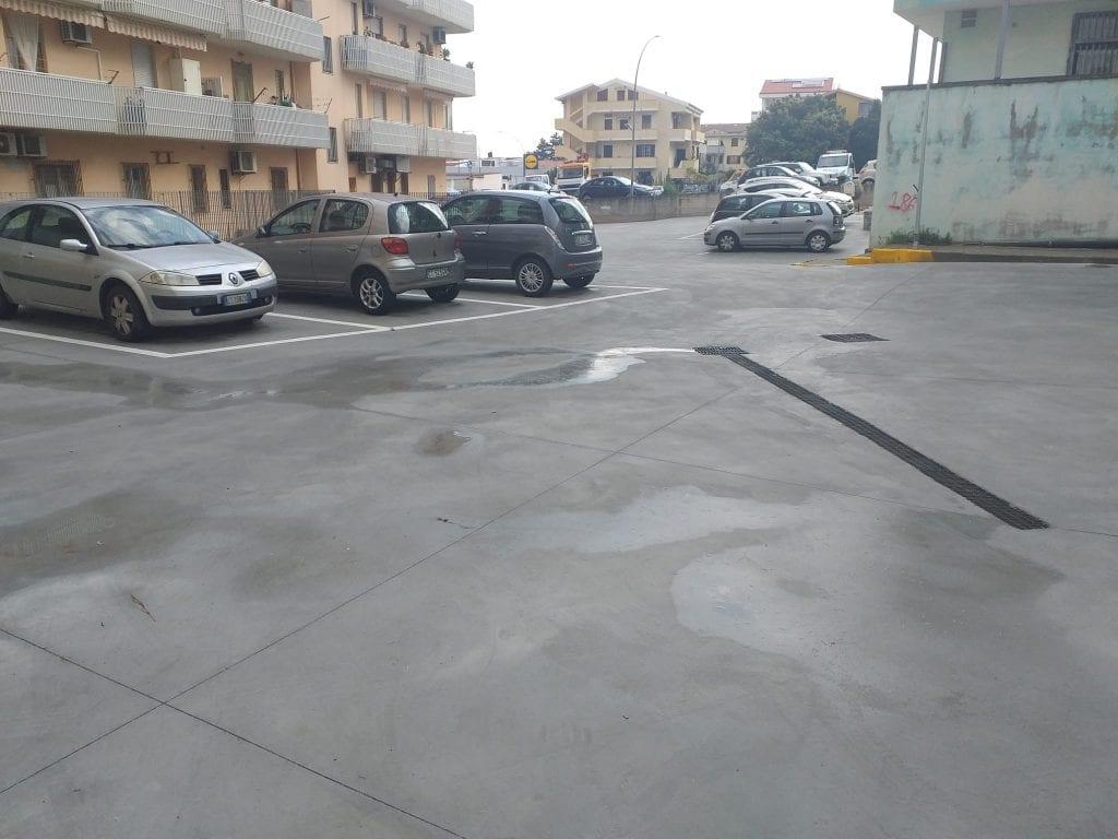 Ad Alghero riqualificata l'area tra via XX Settembre e via Mazzini