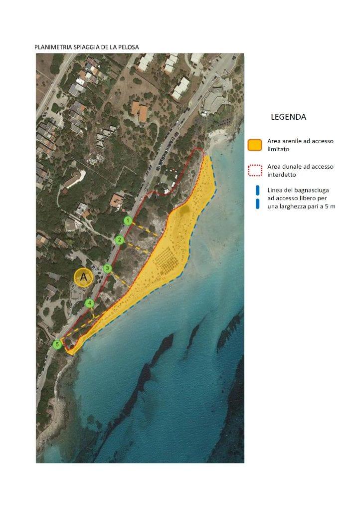 A Stintino da giugno ritorna il numero chiuso sulla spiaggia della Pelosa