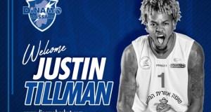 Justin Tillman alla Dinamo Sassari