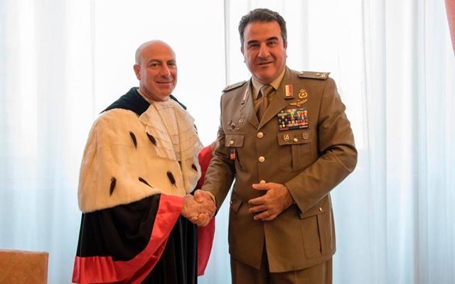 Massimo Carpinelli e Andrea Di Stasio