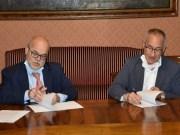 Firma Protocollo contraffazione Sassari