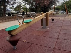 Nuovi giochi parchi Sassari