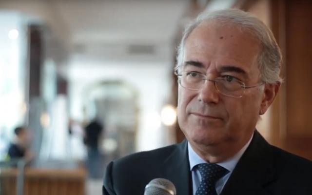 Prof. Sergio Babudieri Dinamo Sassari