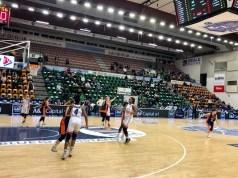 Esordio Dinamo femminile