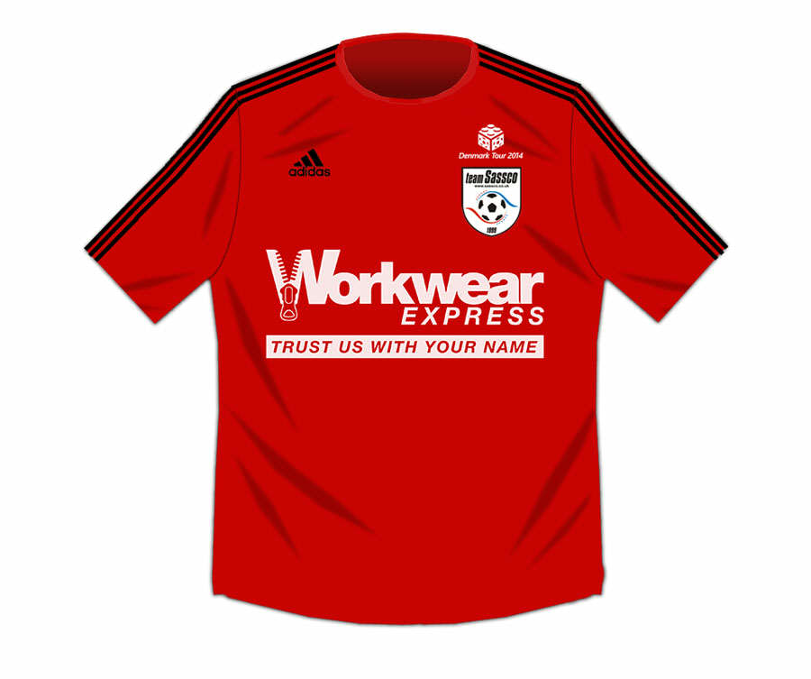Denmark Tour shirt (Adidas AD060)