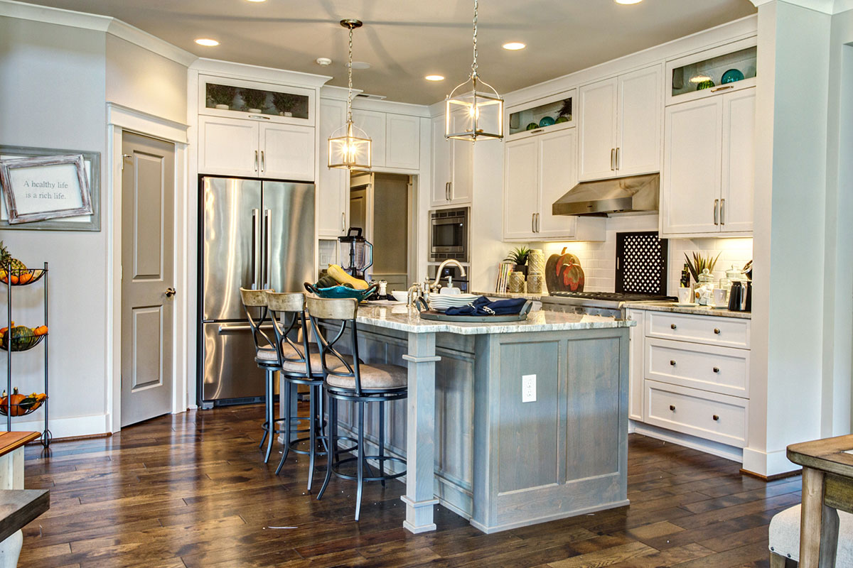 Sasser Homes Kitchen