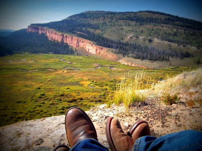 Gros Ventre Wilderness Wyoming