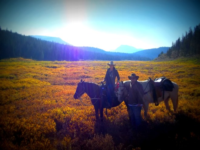 Wyoming Guest Ranch Ride