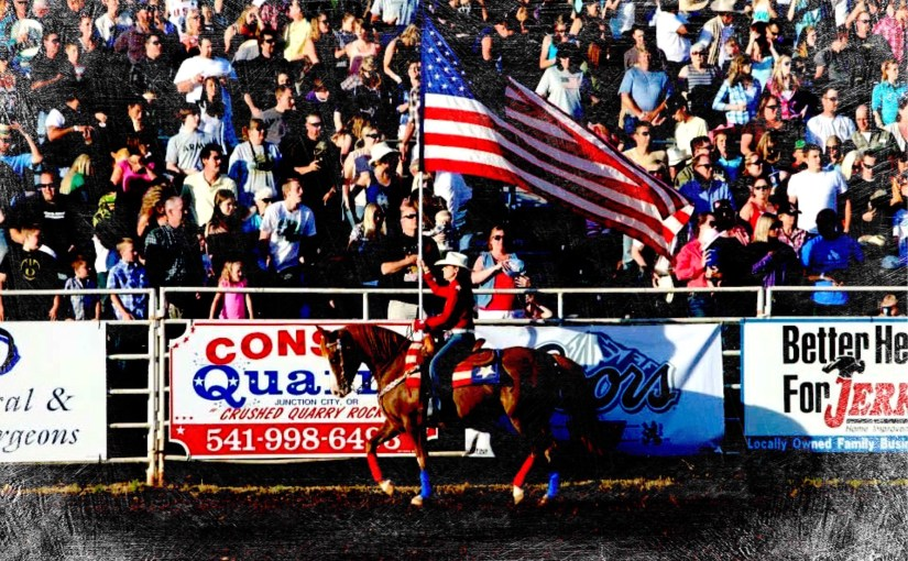 Meet Me At The Rodeo: How Rodeo Defined The Stages of My Life