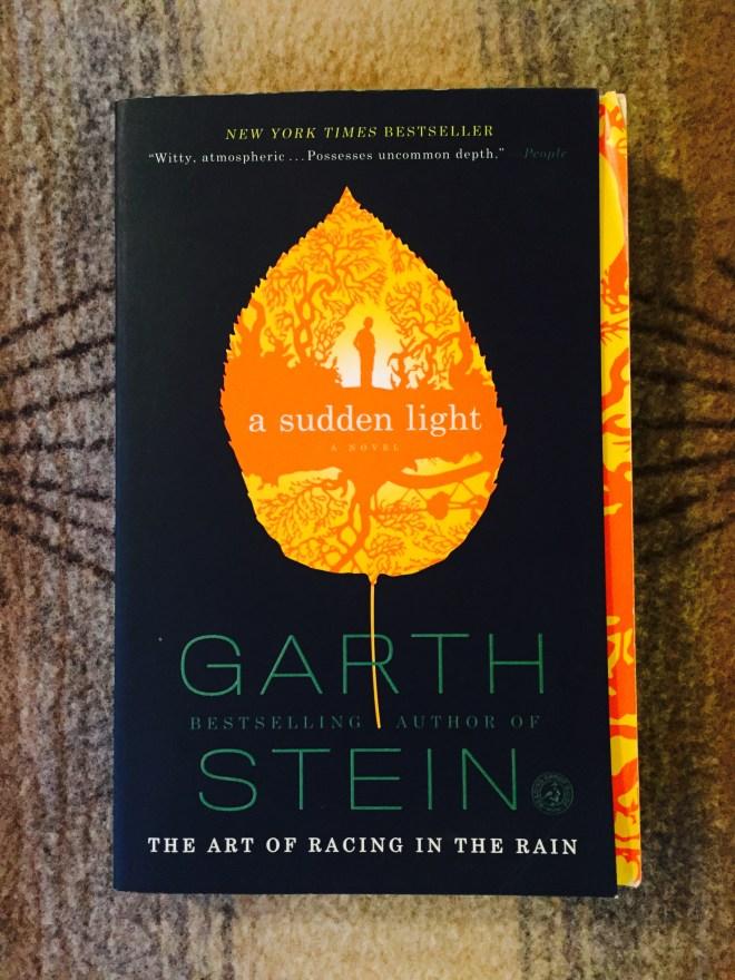 A Sudden Light Garth Stein