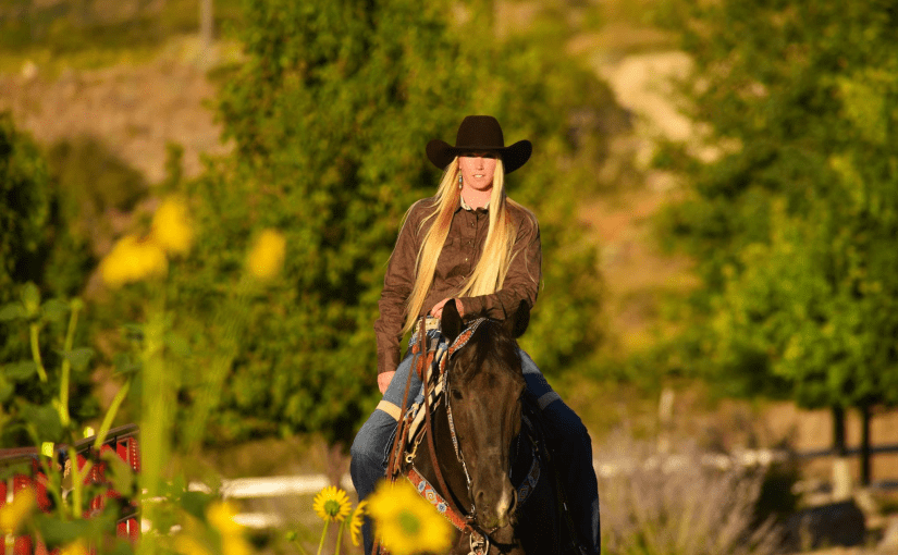 Barrel Racer Amberley Snyder: Racing While Paralyzed