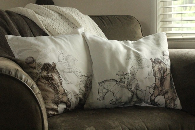 Eventer Pillow Cover