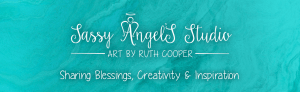 Sassy Angel's Studio, Art by Ruth Cooper