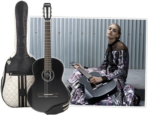 chanel-guitar