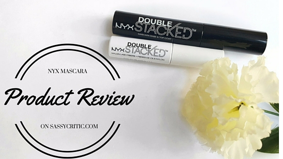 Product Review: NYX Double Stacked Mascara