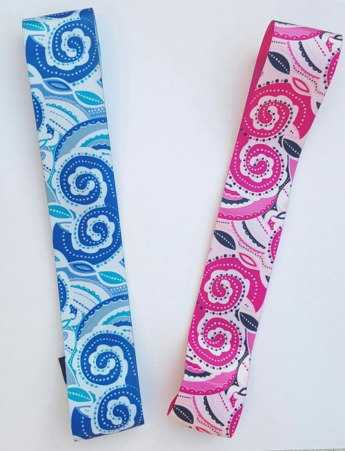 accented glory paisley headband giveaway - sassycritic.com
