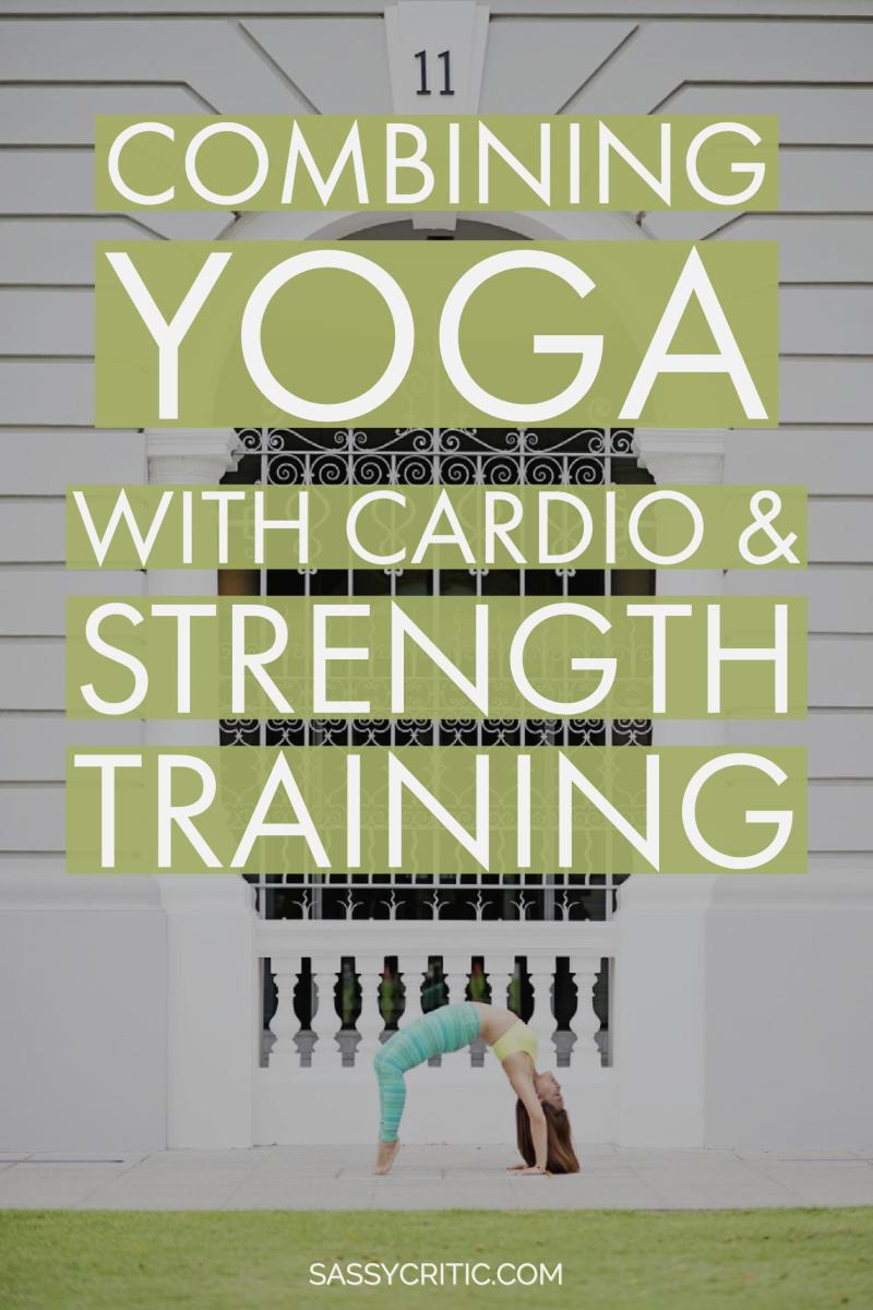 how to add strength training to yoga