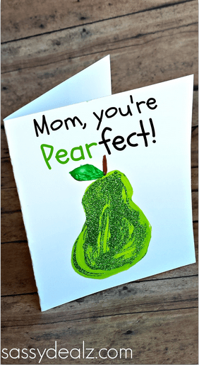 Easy Mothers Day Cards Amp Crafts For Kids To Make Crafty