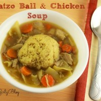 Matzo Ball Soup Jewish Penicillin Cures All... So Says Bubbe
