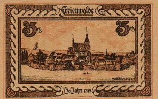 Schumanns of Freienwalde, Pomerania, Prussia