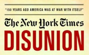 Disunion: Commemorating the Civil War Sesquicentennial