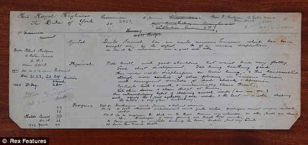 The Family Papers Behind the King's Speech