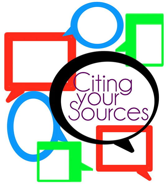 cite electronic sources