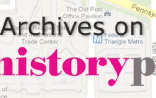 National Archives Has Joined Historypin