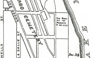 Hidden Truths: Mapping the City Cemetery in Chicago