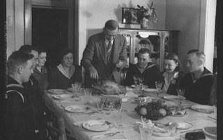 Thanksgiving and Family Photographs