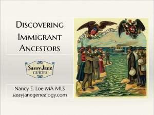Researching Irish Immigrant Girls