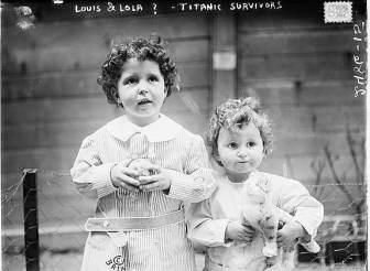 orphans of the titantic sassy jane genealogy