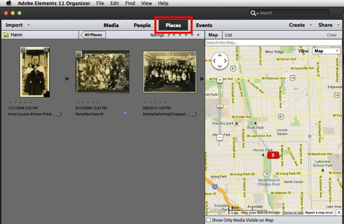 Choosing Image Management Software sassy jane genealogy