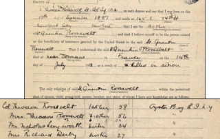 U.S. Veterans' Claims Files Now Available