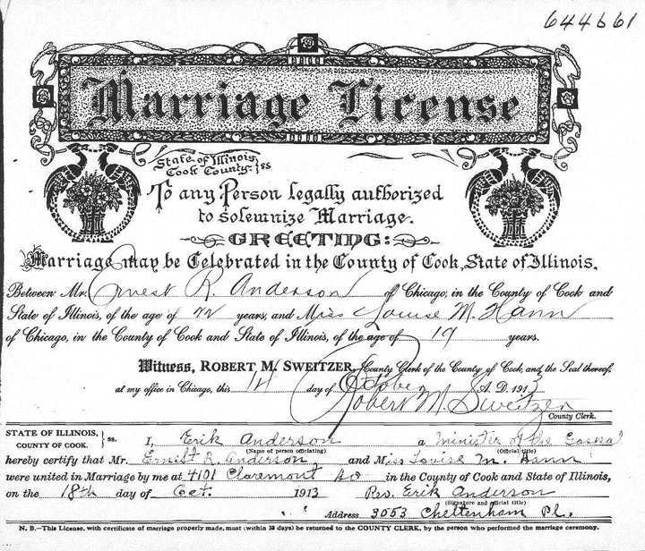 Women Lost U.S. Citizenship When Marrying