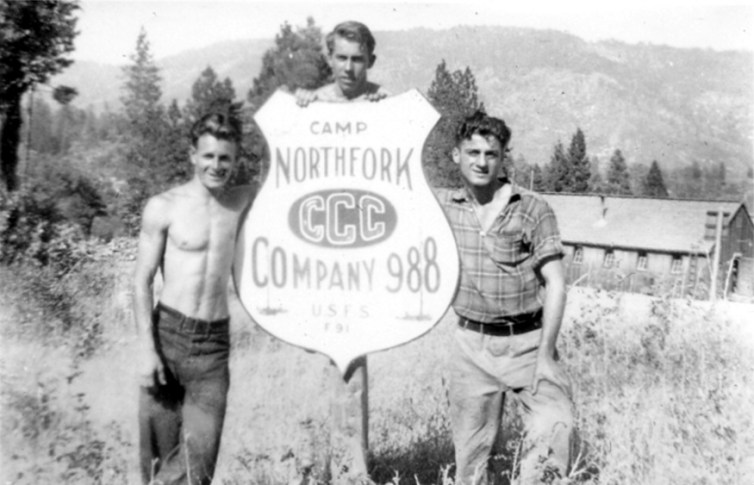 Researching Civilian Conservation Corps Relatives