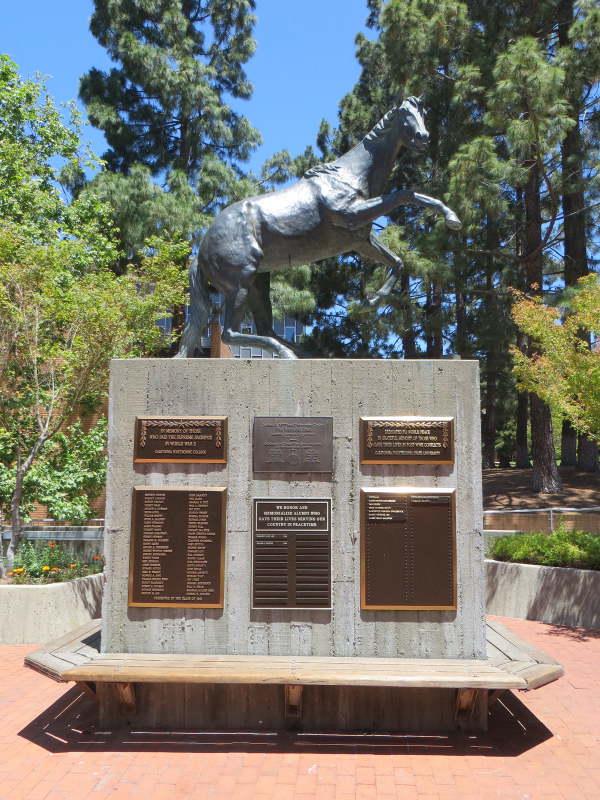 Cal Poly World War II Honor Roll