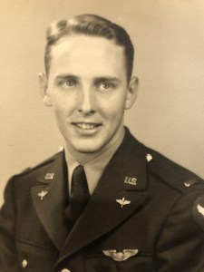 Remembering 1LT George W. Owe