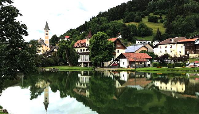 Finding Austrian Ancestors in Ladis