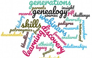 Genealogy Shelter in Place Project 5 find genealogy webinars