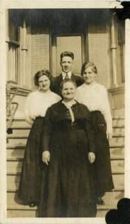 Clues family photos