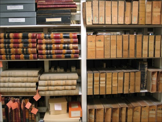 digital archives for genealogy research