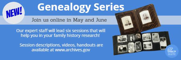 NARA Genealogy Series