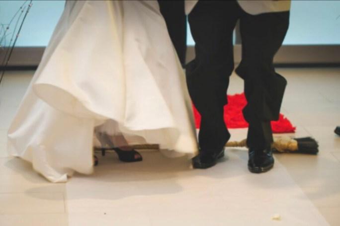 Why Black Couples Still Jump The Broom At Weddings Sassy Plum