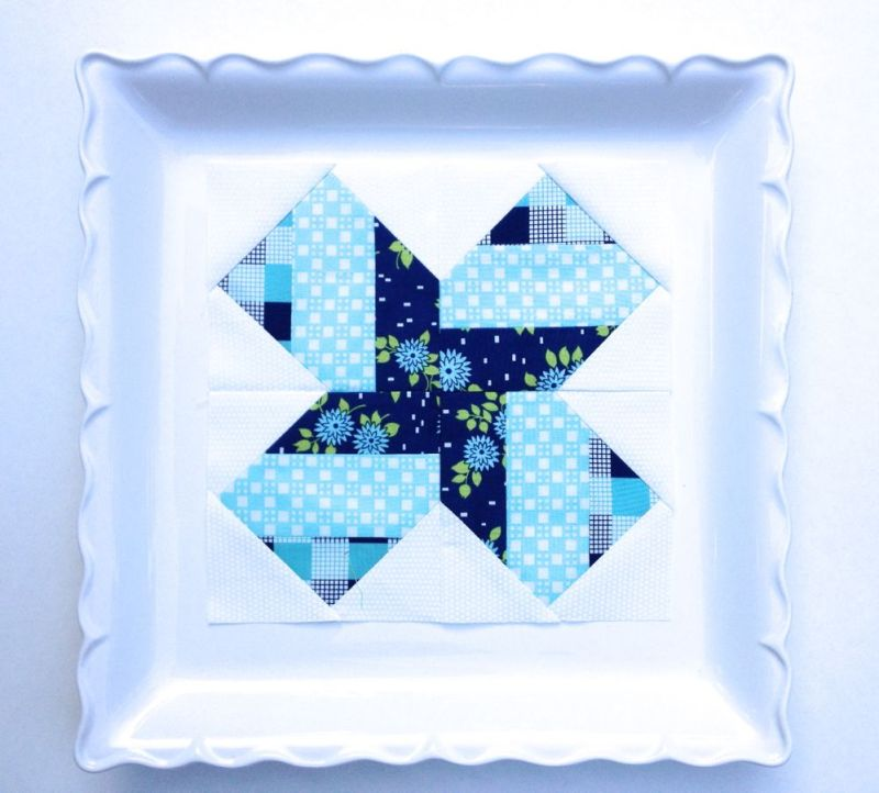 Block 2- Virtual Quilting Bee