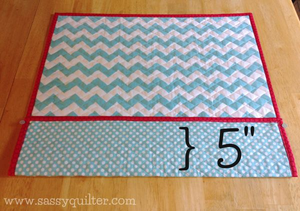 Sewing Machine Mat Tutorial The Sassy Quilter Classy Sewing Machine Mat Tutorial