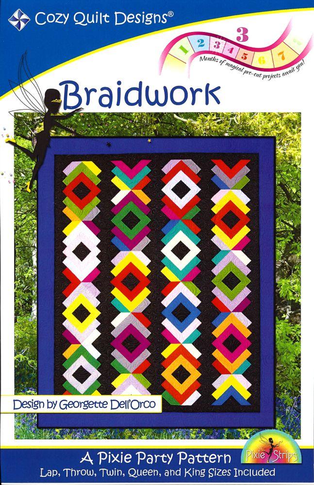 Braidwork Quilt Kit